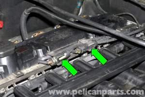 BMW Z3 Fuel Injector Replacement | 19962002 | Pelican Parts DIY Maintenance Article