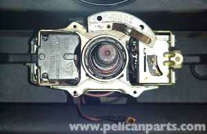 Porsche 911 Steering Wheel Switch Replacement | 911 (196589)  930 Turbo (197589) | Pelican