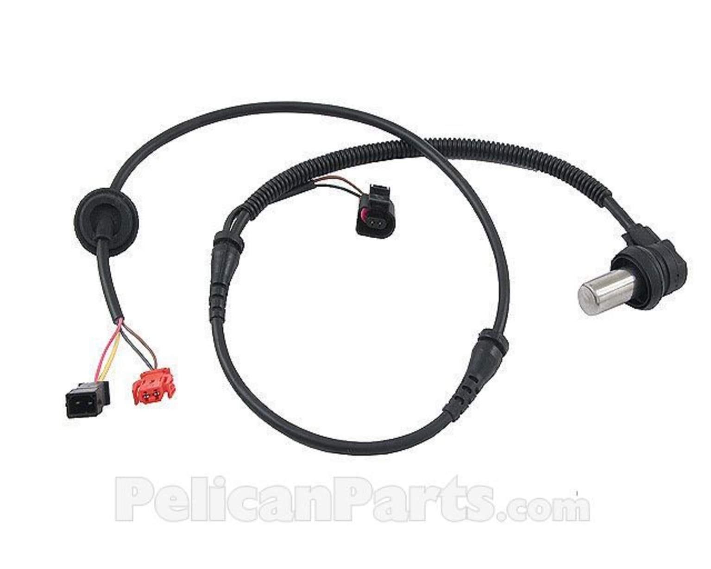 Audi O2 Sensor Wiring