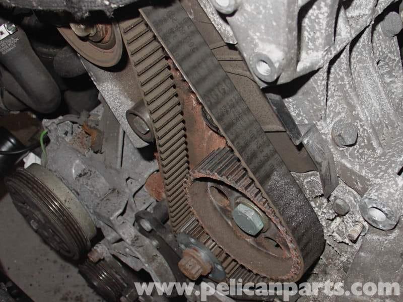 A4 Audi Belt Timing Cover