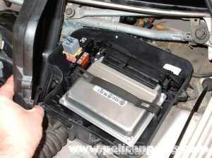 Audi A4 18T Volkswagen ECU Replacement | Golf, Jetta, Passat & Beetle | Pelican Parts DIY
