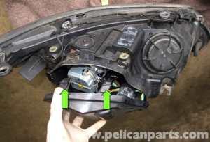 BMW E60 5Series Xenon Headlight Replacement (20032010)  Pelican Parts Technical Article