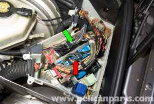 Pelican Technical Article  BMWX3  DME (engine control module), relay and main fuse replacing