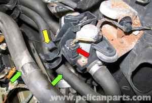 BMW X5 Heater Valve Testing and Replacement (E53 2000  2006) | Pelican Parts DIY Maintenance