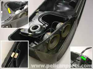 Porsche Boxster Rear Speaker Kit Installation  986  987