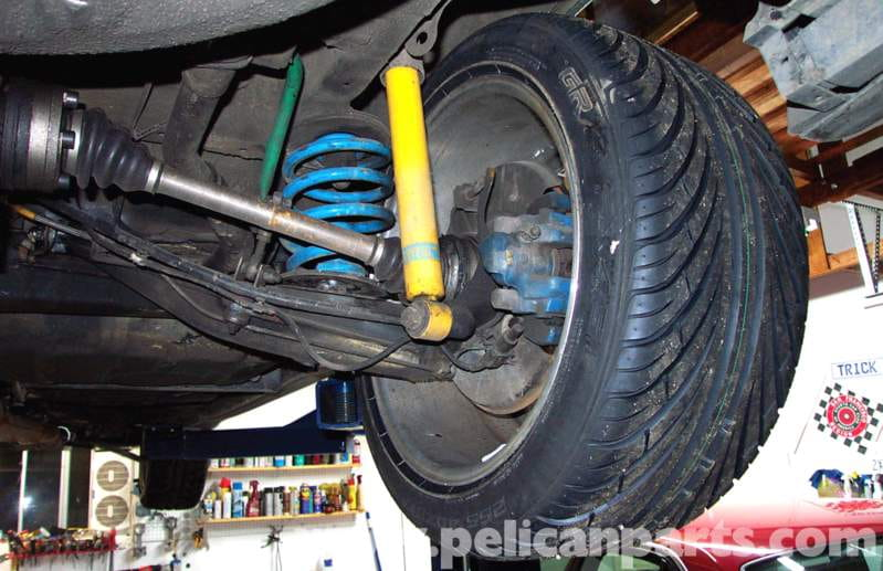 BMW E30 3 Series Springs And Shocks Pelican Parts Guest