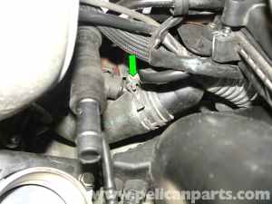 MINI Cooper Radiator, Thermostat and Hose Replacement (R50