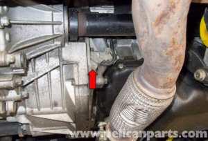 MINI Cooper R56 Crankshaft Sensor Replacement (20072011)   Pelican Parts DIY Maintenance Article