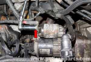 MINI Cooper R56 Starter Replacement (20072011) | Pelican Parts DIY Maintenance Article