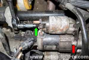 MINI Cooper R56 Starter Replacement (20072011) | Pelican