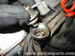 MercedesBenz W210 Fuel Pressure Regulator Replacement