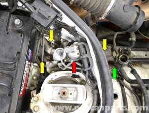 MercedesBenz W124 Heater Valve Replacement | 19861995 E