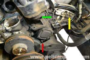 MercedesBenz W126 Top Dead Center Sensor Replacement
