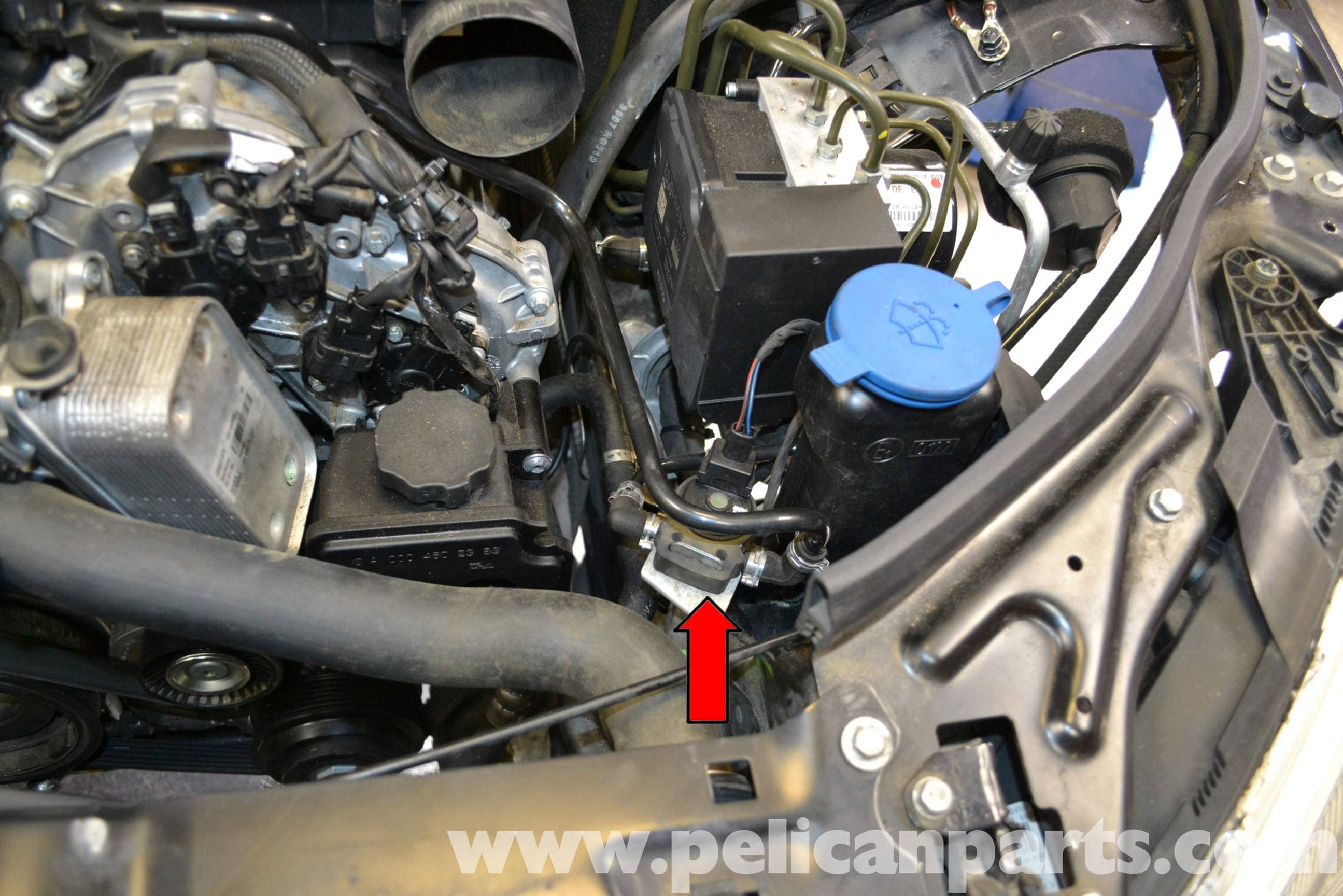 2013 Sprinter Fuel Filter Replacement 2012 Location
