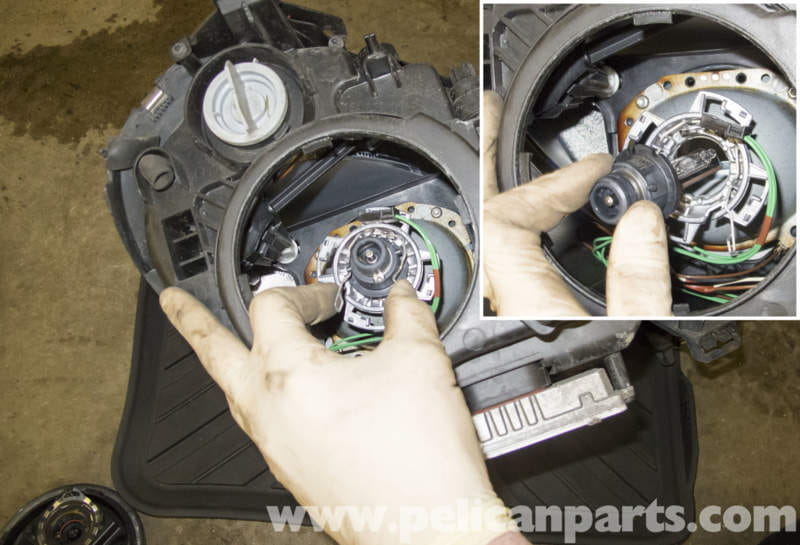 Ring Light Bulb Replacement