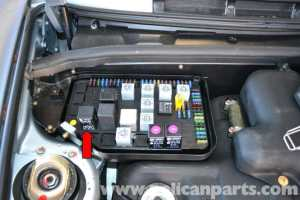 Pelican Technical Article  Porsche 993  DME Relay Trouble Shooting and Replacement