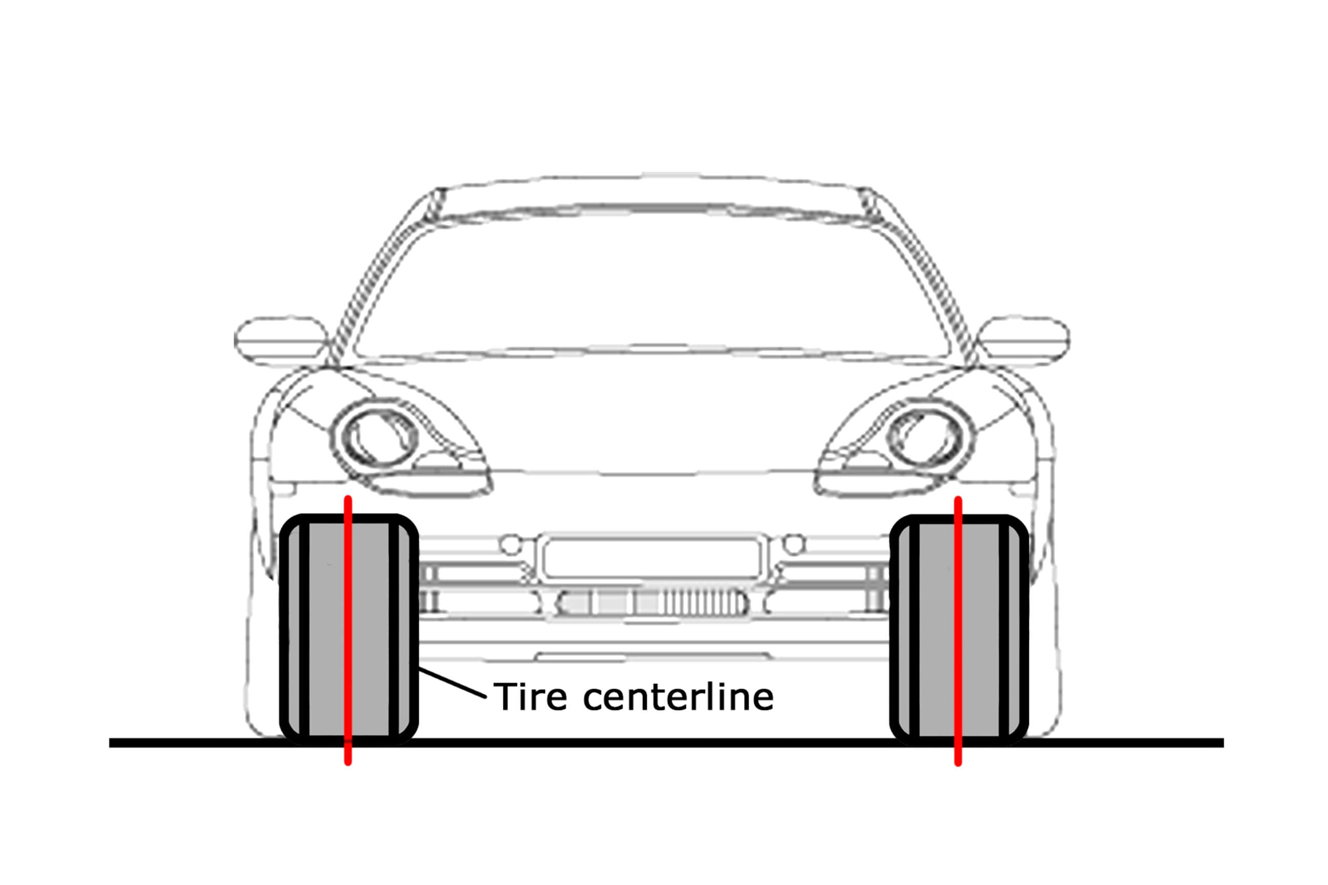 Porsche 911 Carrera Alignment
