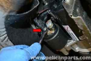 Porsche 944 Turbo Starter Replacement (19861991) | Pelican Parts DIY Maintenance Article