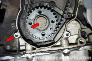 Volkswagen Golf GTI Mk IV Timing Belt Replacement (1999