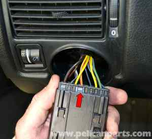 Volkswagen Golf GTI Mk IV Headlight and Dimmer Switch Replacement (19992005)  Pelican Parts