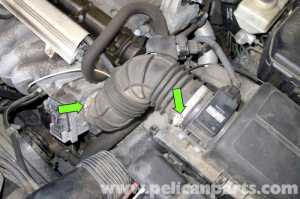Volvo V70 Throttle Housing Replacement (19982007