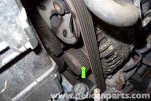 Volvo V70 Drive Belt Replacement (19982007)  Pelican Parts DIY Maintenance Article