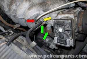 Volvo V70 Intake Manifold Replacement (19982007