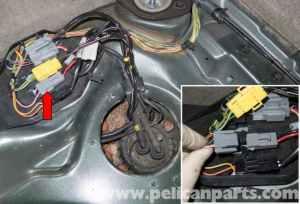Volvo V70 Fuel Pump Replacement (19982007)  Pelican