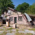 Abandoned Gas Station Selma Alabama Picryl Public Domain Image