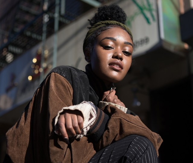 Introducing Chynna The Ex Model And Ex Addict Who Can Rap Her Ass Off