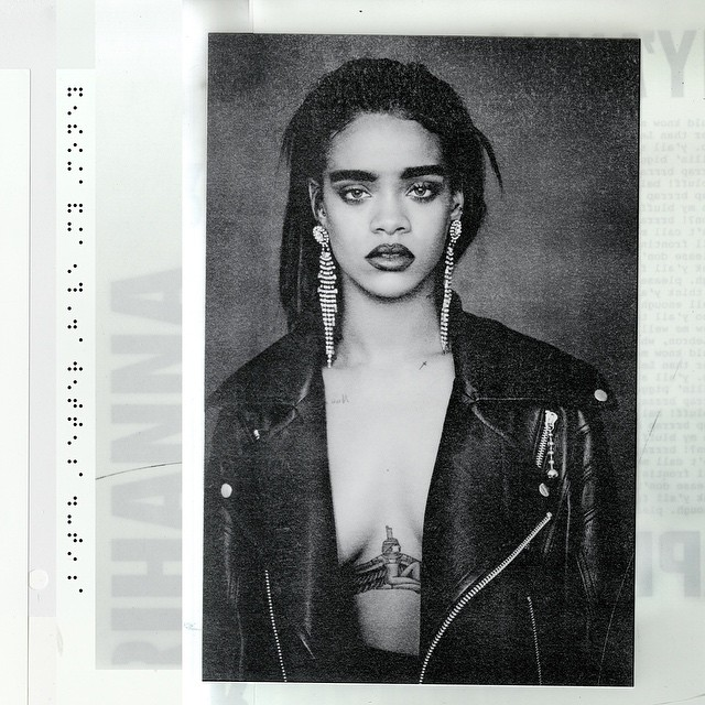 Rihanna Releases Stoner Anthem