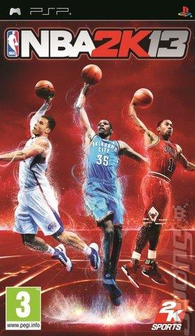 NBA 2K13 PSP   - NBA 2K13 (EUR)(GER) PSP ISO CSO