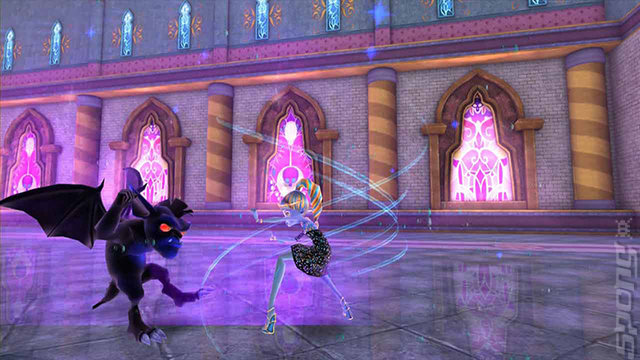 Screens Monster High 13 Wishes The Official Game Wii 5 Of 8
