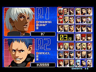 Screens The King Of Fighters 2002 Amp 2003 Xbox 3 Of 21