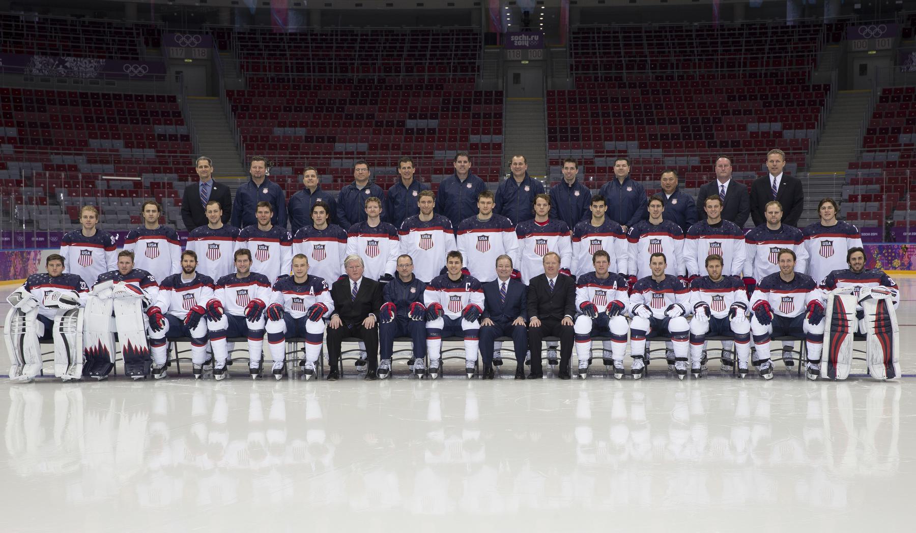 Men S Team Amp Coaches Arrive In Sochi
