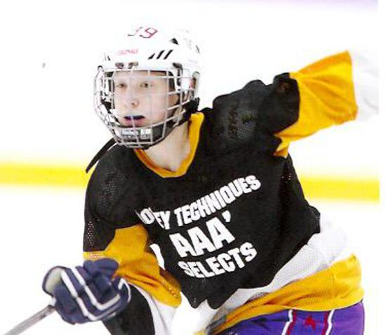 Todd Drevitch Hockey Techniques
