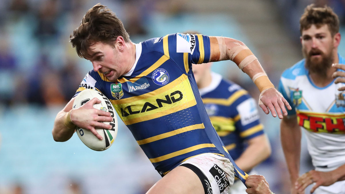 Photo of Young Eels halves pairing step up with out Moses in opposition to poor Cowboys