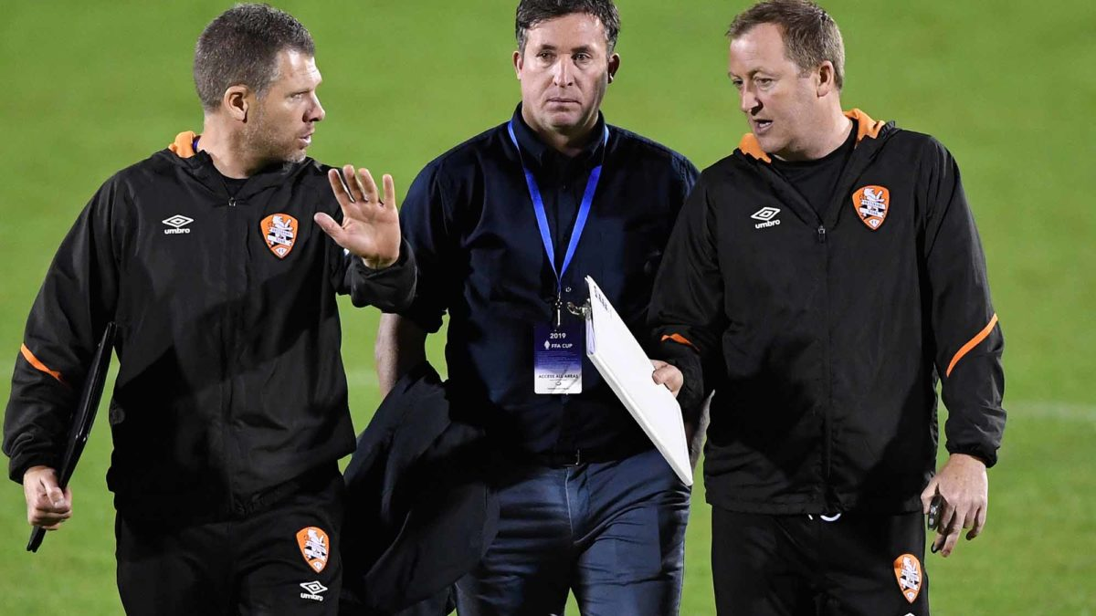 Photo of A-League return no clearer for Robbie Fowler