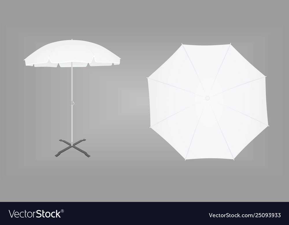 Just click on the smart object a couple of times, add your own graphics and save the result. Sun Umbrella Royalty Free Vector Image Vectorstock
