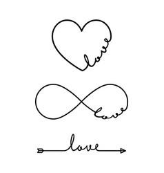 Download Infinity Heart Vector Images (over 1,800)