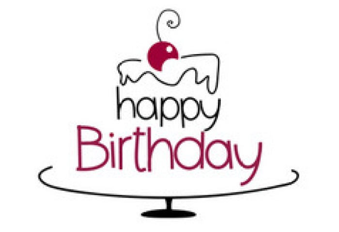 Birthday Cake Line Drawing Vector Images Over 480