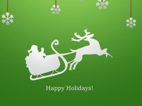 happy holidays 7 excelentes wallpapers navideños para tu computadora