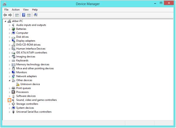 Create_Delete_Lock_Not_Locked - Диспетчер устройств - Звуковые, видео и игровые контроллеры - Windows Wally