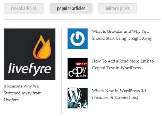 How to Display Popular Posts by Views in WordPress without a Plugin