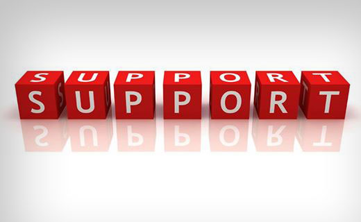 Support options