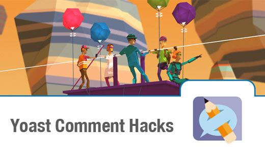 Yoast Comment Hacks