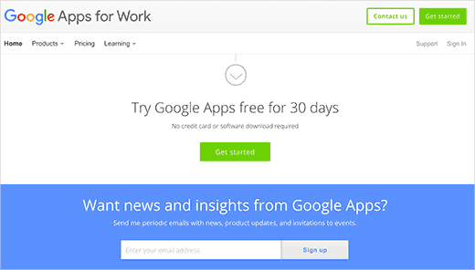 Getting started with Google Apps for Work Gmail