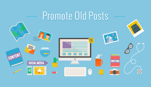 Promote old posts