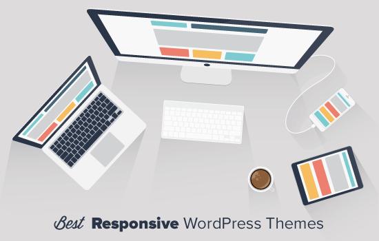 Tema WordPress Responsif Terbaik