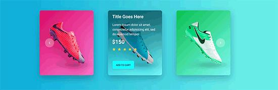 WooCommerce Products Slider